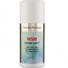Higher Nature MSM Cream...