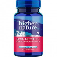 Higher Nature Brain...