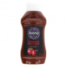 Biona Squeezy Tomato Ketchup