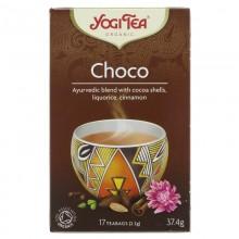 Yogi Teas Choco Tea 17 bags
