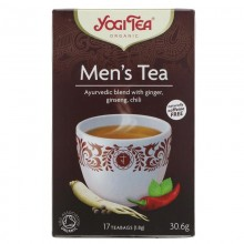 Yogi Teas Mens Tea 17 bags