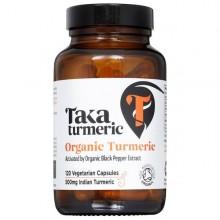 Taka Turmeric Organic...