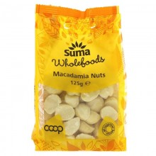 Suma Wholefoods Macadamias...