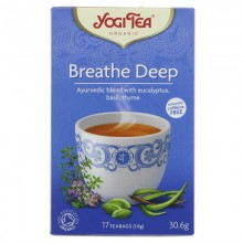 Yogi Teas Organic Breathe...