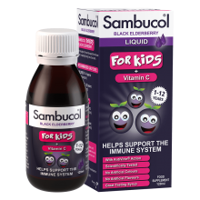 Sambucol Kids Formula 120ml...