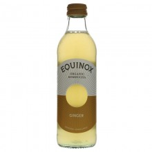 Equinox Kombucha Ginger 275ml