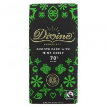 Divine Fair Trade Dark Mint...