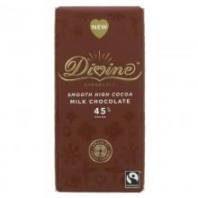 Divine Fair Trade Milk...