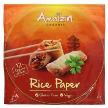 Amaizin Organic Rice Paper...