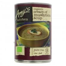 Amys Kitchen Mushroom Soup...