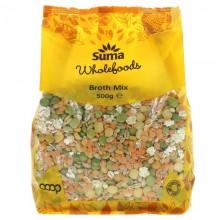 Suma Wholefoods Broth Mix 500g