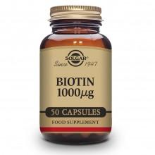 Solgar Biotin 1000 ug 50...