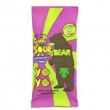 Bear Yoyo Sours Blackcurrant