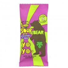 Bear Yoyo Sours Blackcurrant