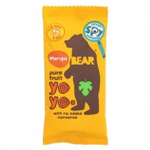Bear Yoyo Fruit Rolls Mango