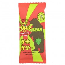 Bear Yoyo Sours Straw &...