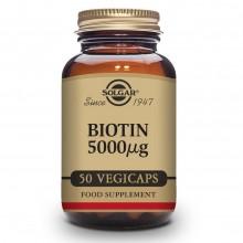 Solgar Biotin 5000 ug 50...