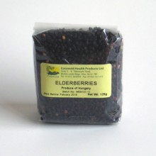 Cotswold Elderberries 100g