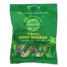 Biona Organic Sour Snakes...
