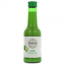 Biona Organic Lime Juice 200ml