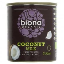 Biona Organic Coconut Milk...