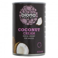 Biona Organic Coconut Cream...