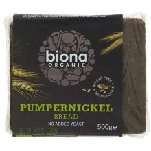 Biona Organic Pumpernickel...
