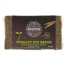 Biona Organic Rye Vitality...