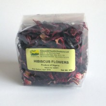 Cotswold Hibiscus Flowers 50g