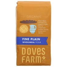 Doves Farm Organic Plain...
