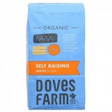 Doves Farm Organic Self...