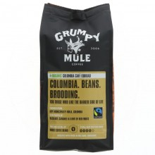 Grumpy Mule Coffee...