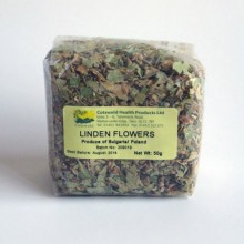 Cotswold Linden Flowers 50g