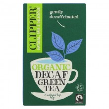 Clipper Organic Decaf Green...