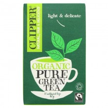 Clipper Organic Pure Green...
