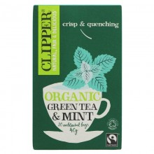 Clipper Organic Green Tea &...