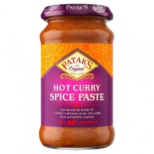 Pataks Hot Curry Spice...