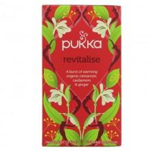 Pukka Revitalising Tea 20 bags