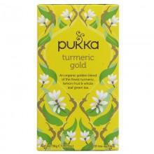 Pukka Turmeric Gold 20 bags