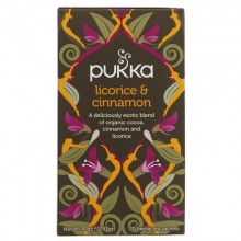 Pukka Licorice Cinnamon Tea...