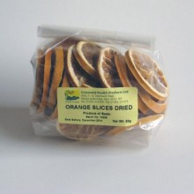 Cotswold Orange Slices 50g