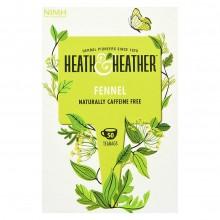 Heath & Heather Fennel Tea 50s