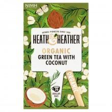 Heath & Heather Green Tea &...