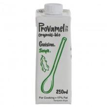 Provamel Organic Cream 250ml