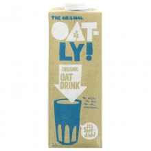 Oatly Organic Oat Drink ltr