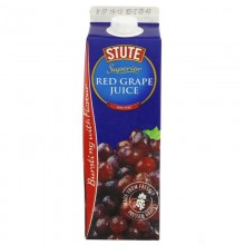 Stute Red Grape Juice 1ltr