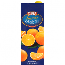 Stute Orange Juice 1.5 ltrs