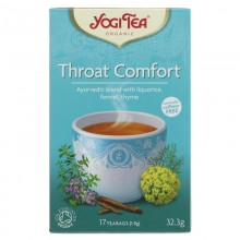 Yogi Teas Organic Throat...