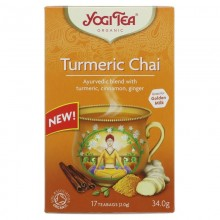 Yogi Teas Organic Turmeric...