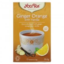 Yogi Teas Organic Ginger...